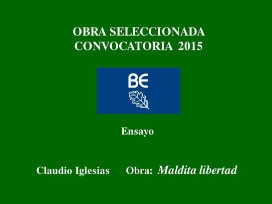 Resultados Con.Ensayo 2015BE